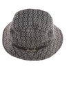 USED Coach Women's Hat Small Black & Gray