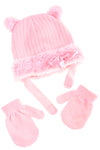 Baby Girl's Winter Set By No Brand