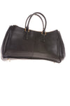 USED Muska Milano Women's Handbag N/A Black & Gold Tone