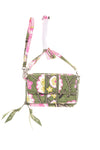 USED Vera Bradley Women's Wristlet One Size Green