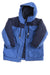 USED Lands' End Toddler Boy's Coat 5/6 Blue