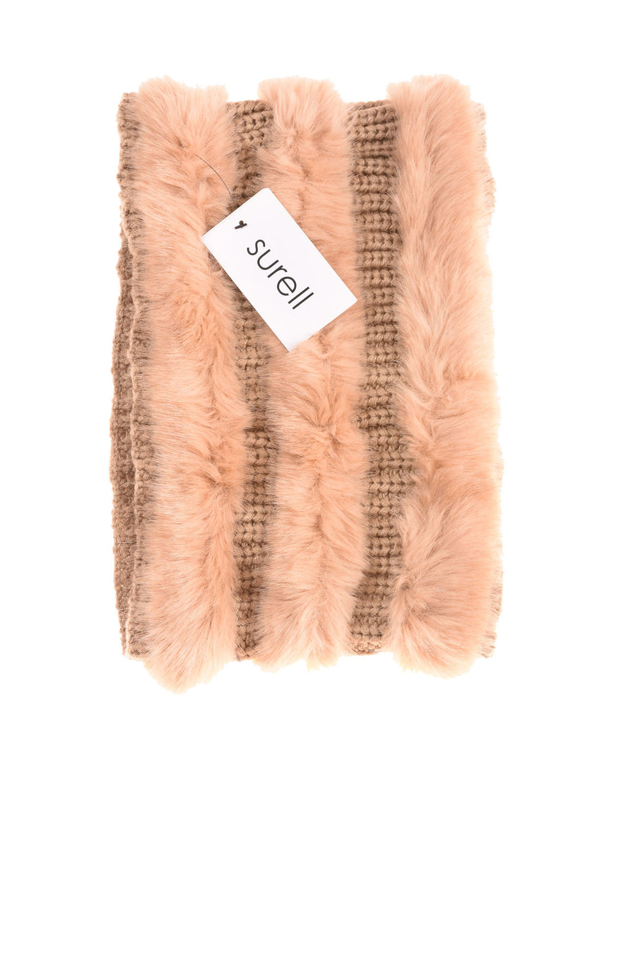 NEW Surell Women's Scarf One Size Tan