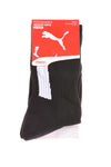 NEW Puma Boy's Soccer Socks 2 Black & White