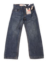 NEW Levi's Boy's Jeans 7 Slim Blue