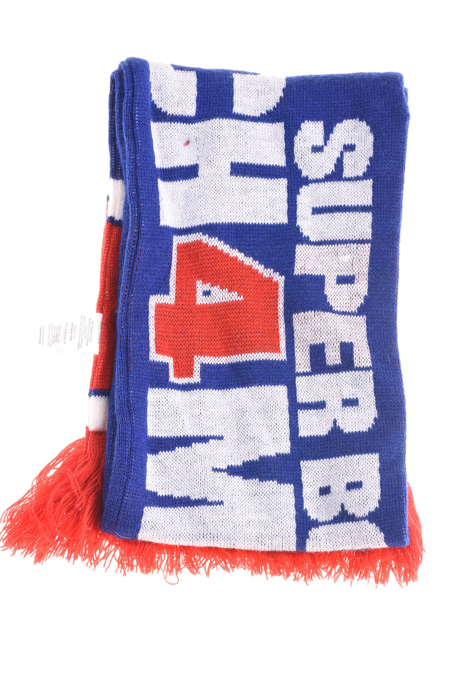 NEW NFL Men's Giants Scarf N/A Red, White, & Blue