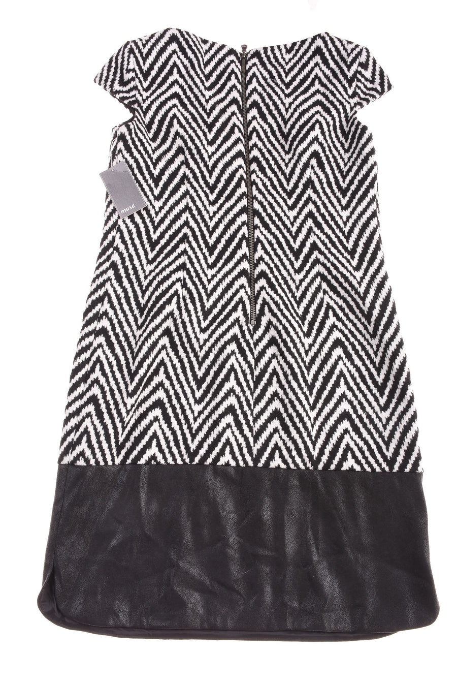 NEW Muse Women's Dress 2 Black & White