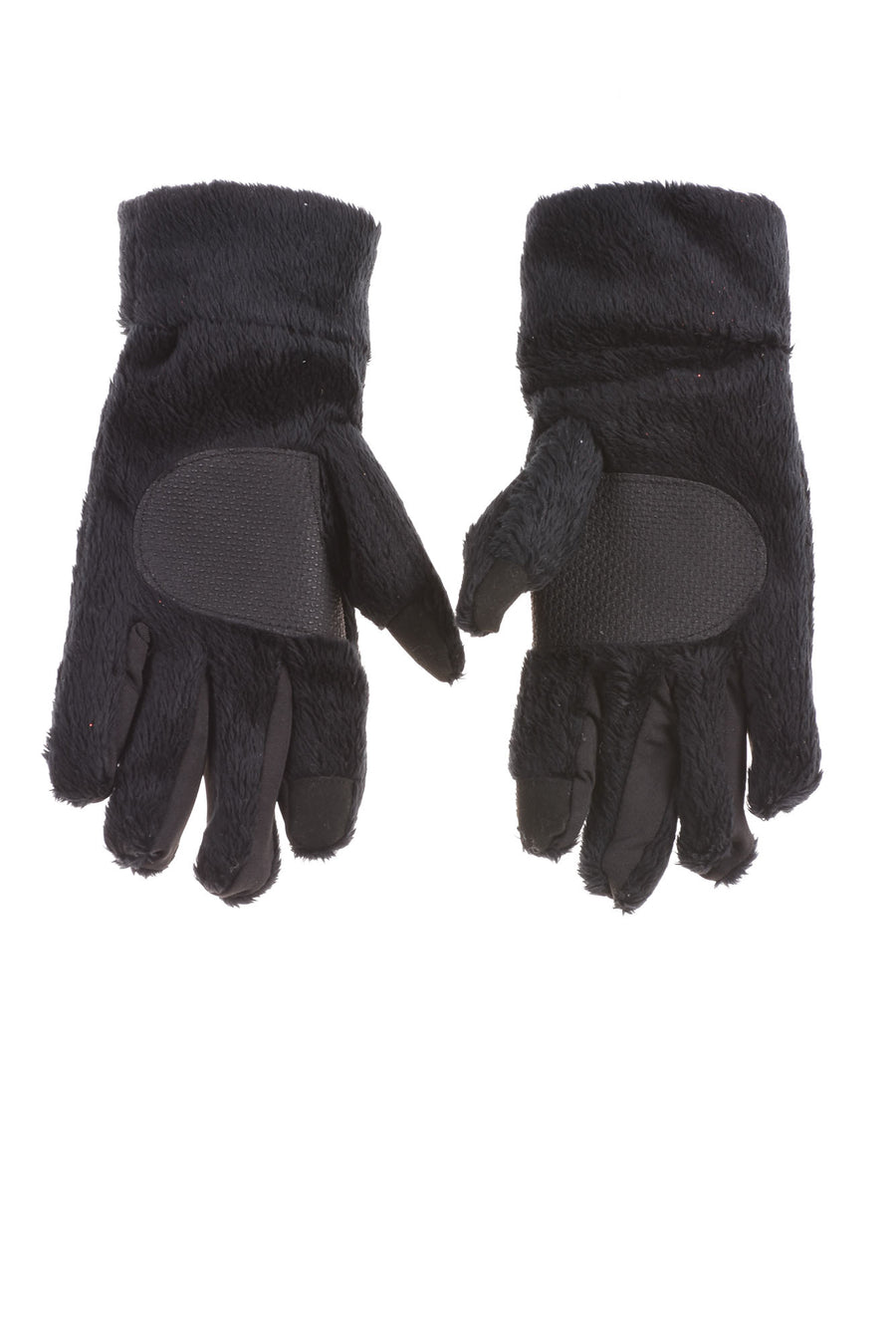 USED Justice Girl's Gloves N/A Black