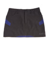 USED Under Armour Women's Skirt 4 Black & Blue