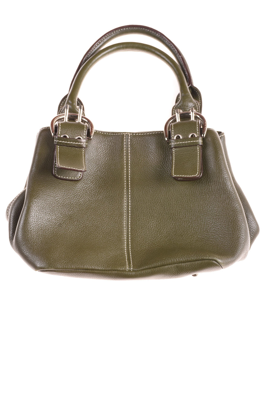 USED Tignanello Women's Handbag N/A Green
