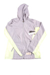 NEW RBX Women's Jacket Medium Gray & Lime Green