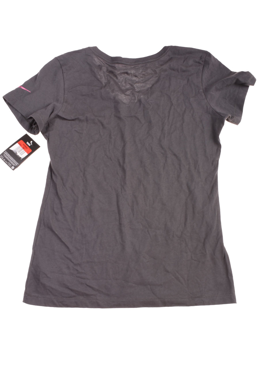 NEW Nike Women's Cleveland BrownsTop Large Gray & Pink