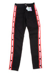 NEW Missguided Women's Pants 6 Red, Black, & White