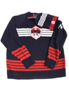 NEW Brooklyn Xpress Men's Sweater X-Large Navy