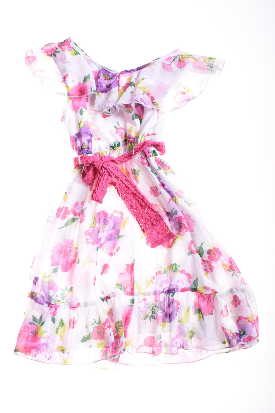Girl's Dress By Disorderly Kids