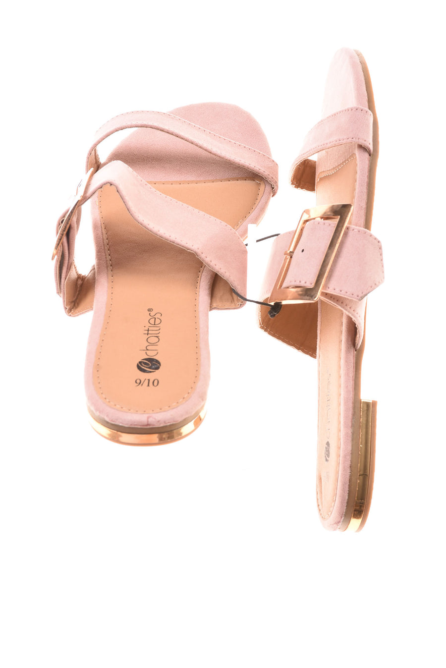 NEW Chatties Women's Shoes 9/10 Pink
