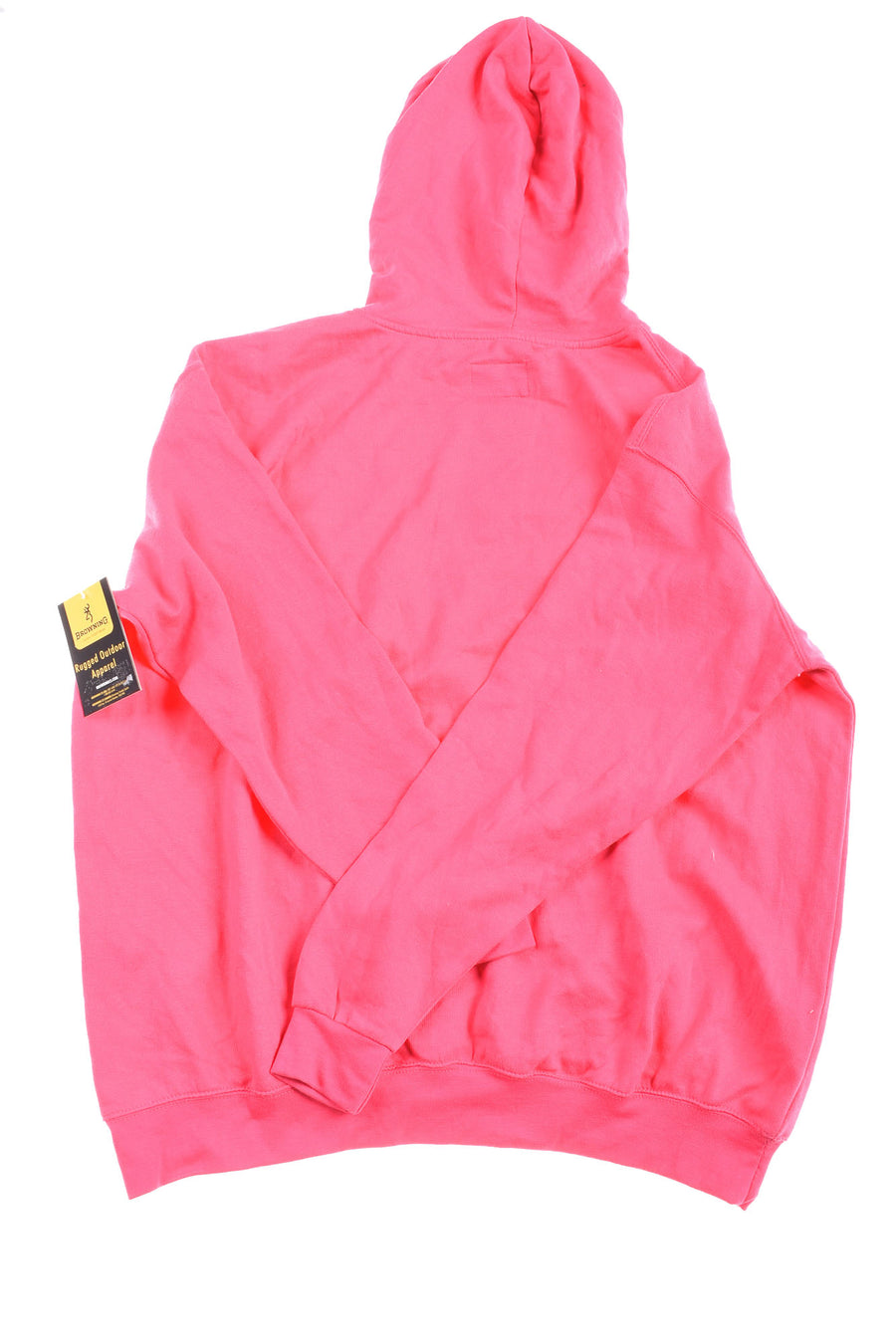 NEW Browning Women's Plus Pullover Hoodie XX-Large Pink