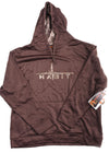 NEW Habit Men' Hoodie X-Large Brown