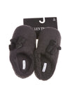 NEW Ellen Tracy Women's Slippers Small Black