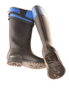 USED Hilfiger Women's Boots 8 Black & Blue