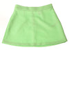 USED Forever 21 Women's Skirt X-Small Green