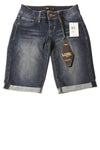 NEW YMI Women's Shorts  1 Blue