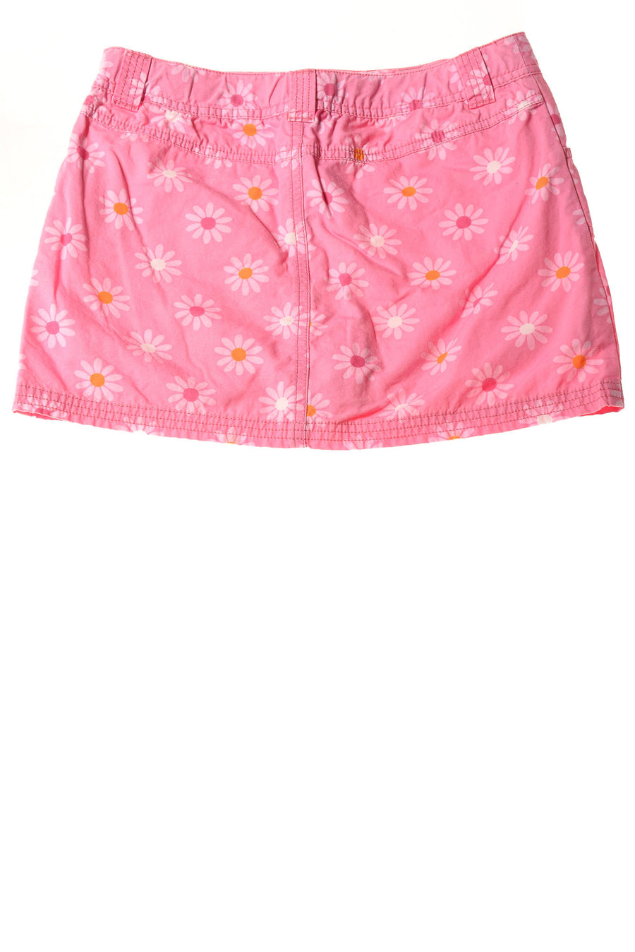 USED Circo Girl's Skorts  10/12 Pink /Floral
