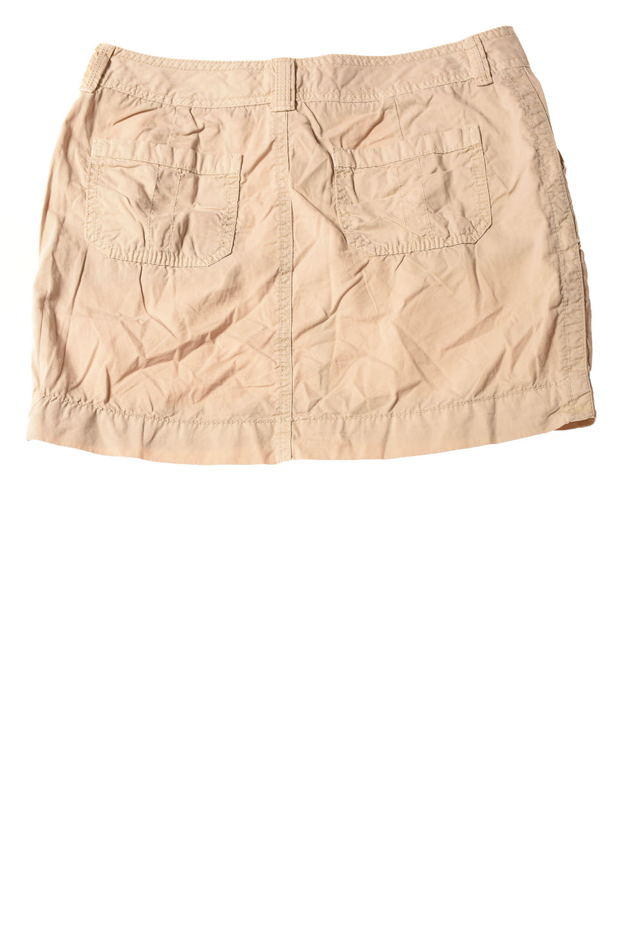 USED Old Navy Women's Skirt  0 Tan