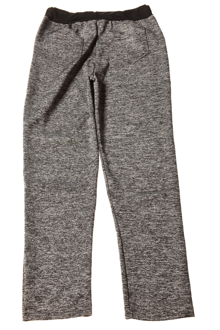 USED No Brand Women's Pants  8 Gray & Black / Print
