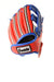 USED Franklin Boy's Baseball Glove N/A Red / Blue