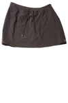 USED Green Tea Women's Skort XX-Large Black