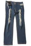NEW Thrill Women's Jeans 15 Blue