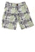 USED Gymboree Toddler Boy's Shorts 5 Plaid Print