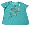 NEW Sonoma Women's Top Large Blue