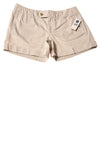 NEW Gap Women's Shorts 4 Khaki