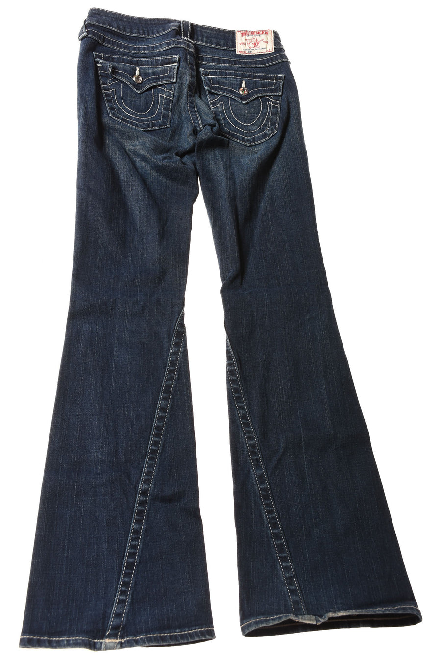 USED True Religion Women's Jeans 26 Blue