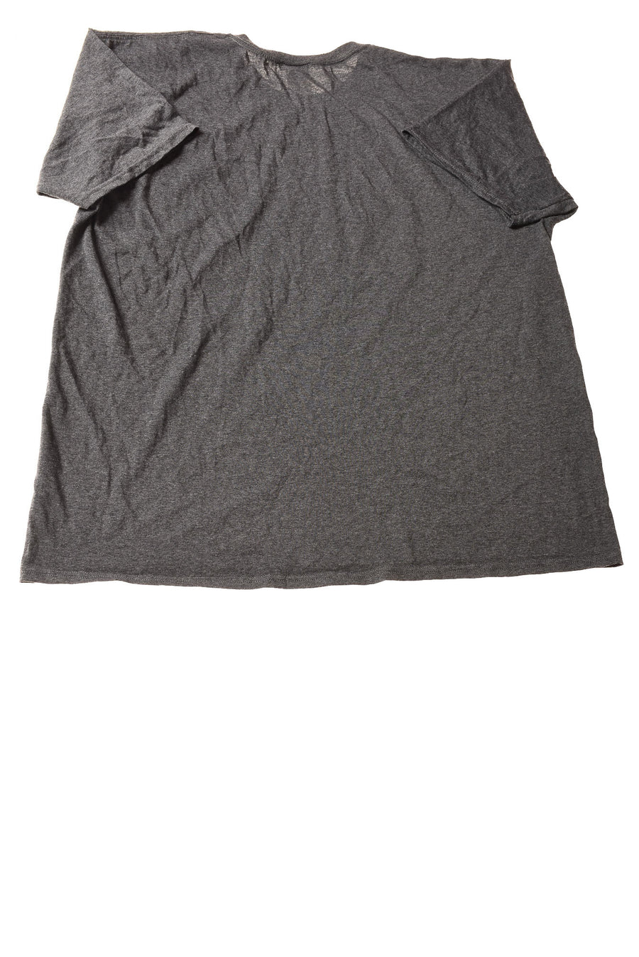 USED Fruit Of The Loom Men's Shirt X-Large Gray