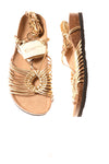 NEW Euro Wellness Women's Shoes 7 Gold