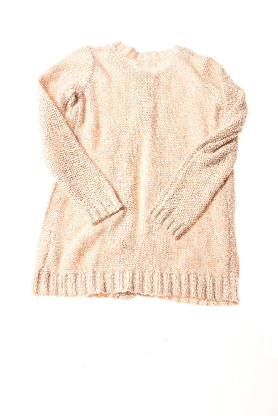 USED Old Navy Women's Sweater Medium Tan