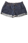 USED Old Navy Women's Shorts 8 Blue