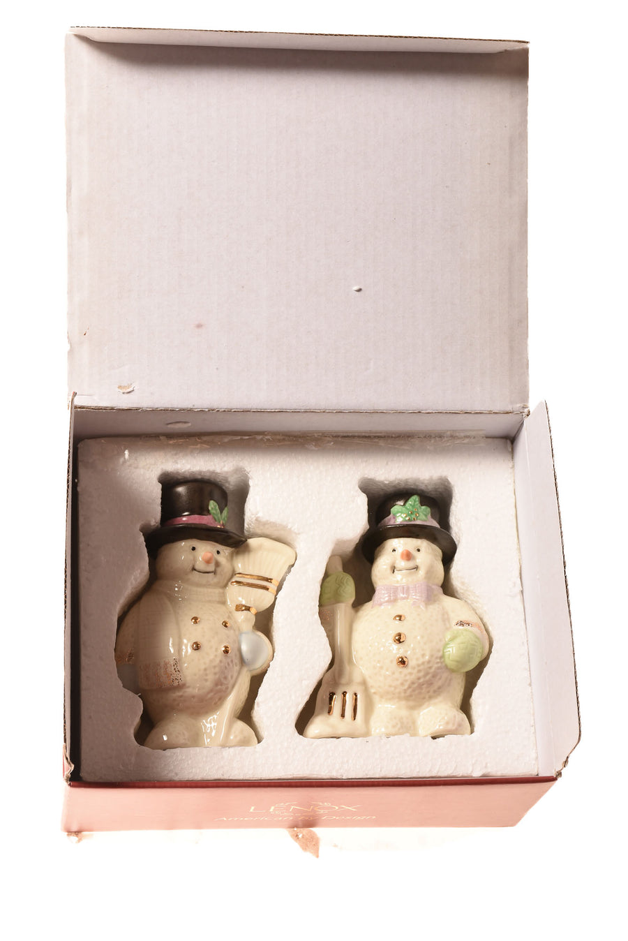 Salt & Pepper Shaker Set By Leonx