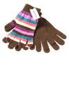 NEW Old Navy Girl's Gloves One Size Multi-Color