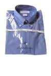 NEW Brooks Brothers Men's Shirt 15.5 Blue