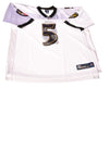 USED Reebok Men's Jersey 2X-Large White / Print