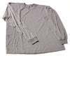 USED Gildan Men's Shirt X-Large Gray