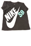 USED Nike Boy's Shirt Large Black