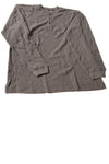 USED L.L.Bean Men's Shirt X-Large Gray