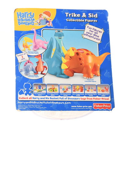 NEW Fisher Price Dinosaurs N/A N/A