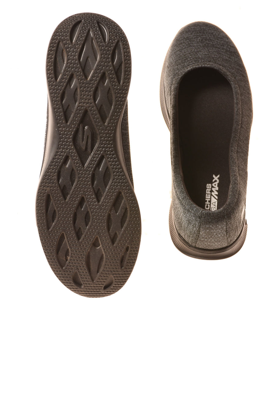 USED Skechers Women's Shoes 9 Charcoal