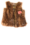 NEW Mossimo Women's Coat X-Small Brown