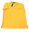 NEW U.S. Polo Assn. Men's Shirt Large Yellow